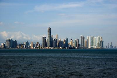 Panama City, Panama skyline