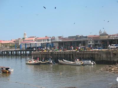 Ciudad De Panamá near Mercado de Mariscos , Panama