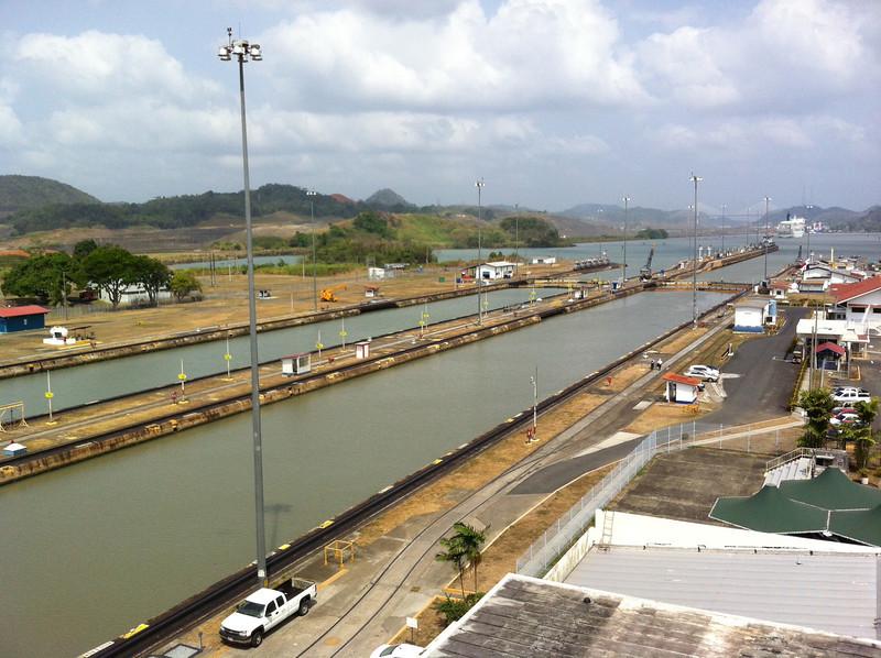 Panama Canal !!