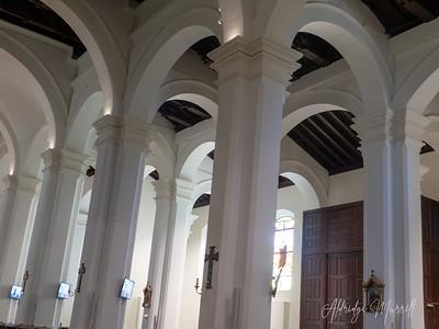La Catedral Basílica Santa Maria la Antigua de Panamá