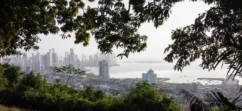 Panama and Chile