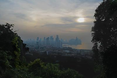 Panama City Morning