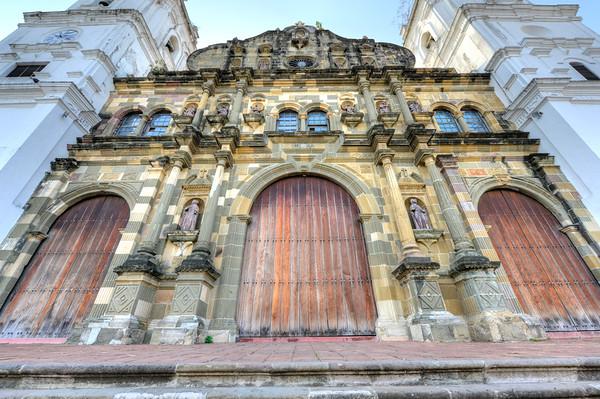 Church in Casco Viejo
