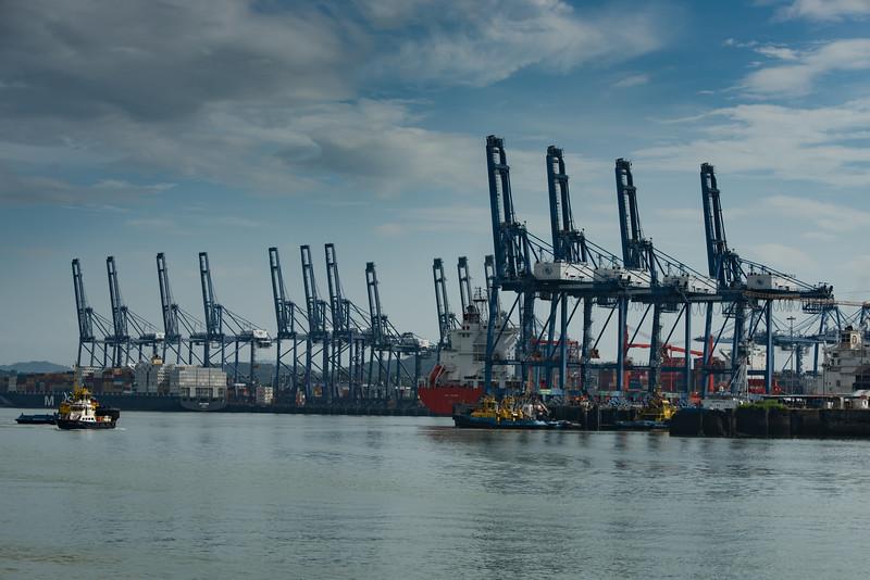 BBalboa Shipyards, Balboa Harbour, Pacific Entrace to the Panama Canal, Emanuel Vergara Avenue, Ancon, 0830-00196 Veracruz.