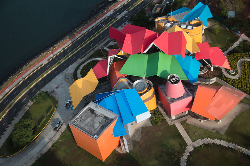 Frank Gehry Biomuseum