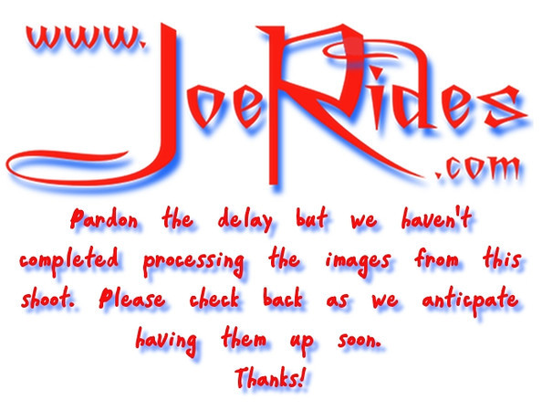 JoeRides Images Aren't Ready Yet