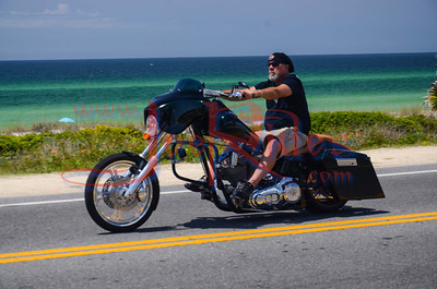 2013 Spring Rally Panama City Florida Motorcycle Photos