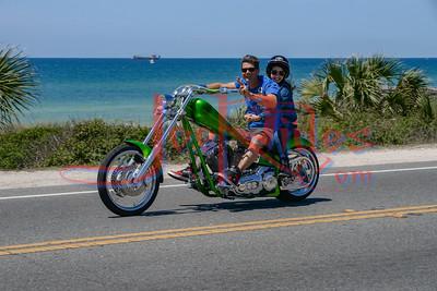 2017 Spring Rally Panama City Florida Motorcycles