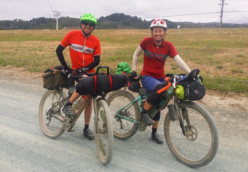 Chris and Bob Tour Aotearoa 2016