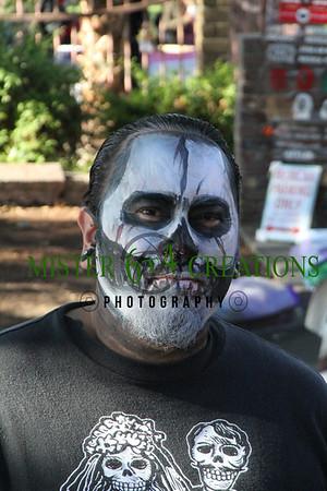 Dia de Los Muertos - Arte America