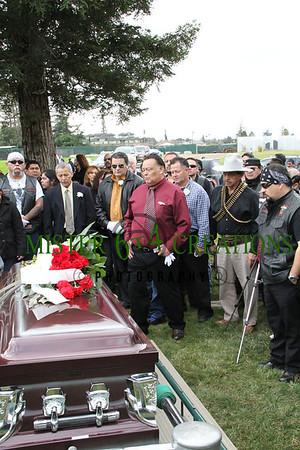 Funeral for Don Ernesto Nava