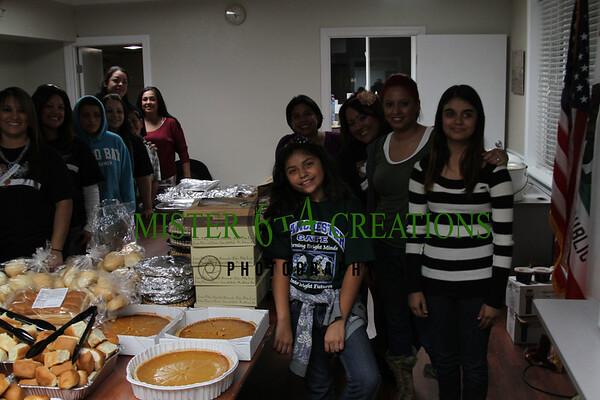 God's Children of Fresno Thanksgiving Feed