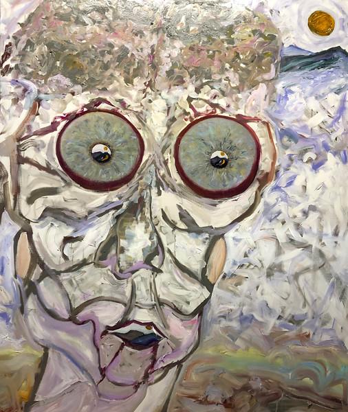 Covid Mind Self Portrait
