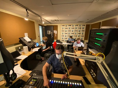 The KCUR-Based Production Team Of America Amplified