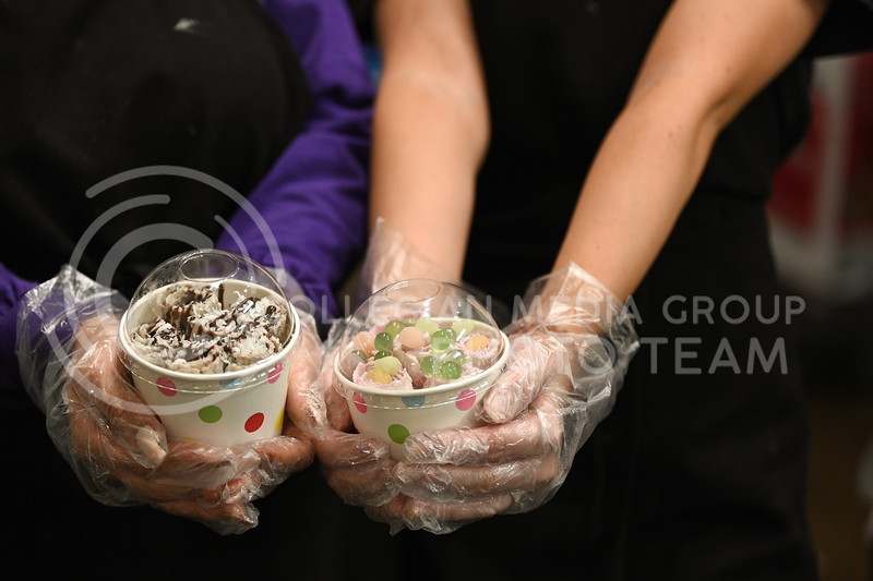 Pandora Rolled Ice Cream | Dylan Connell | Collegian Media Group