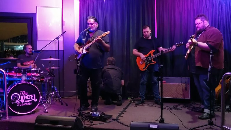Jimmy's Open Mic<br> Donny Te Hemara<br> Nathan<br> Brad<br> Paul Biggie