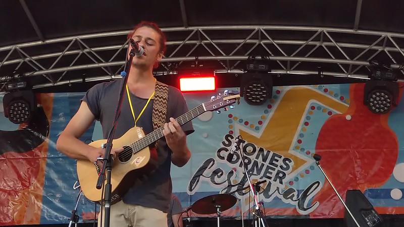 George Hodges @ Stones Corner Festival