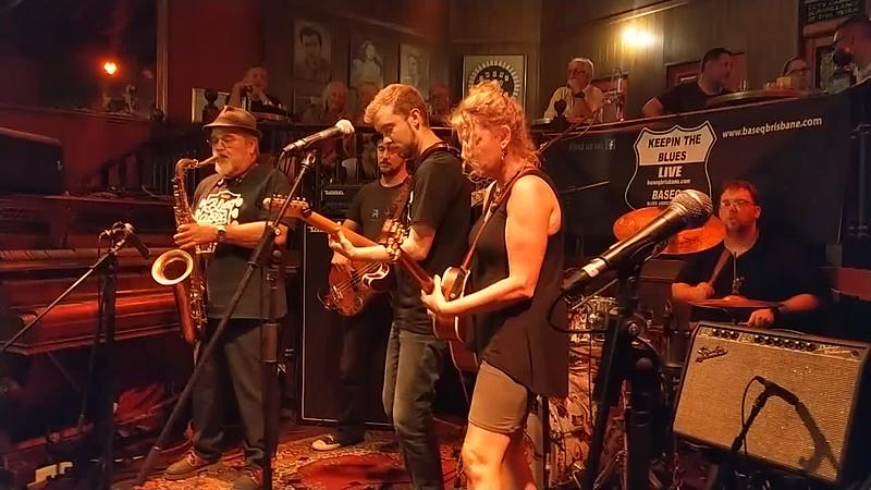 Tracey Hammel Band