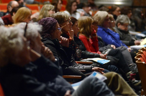 Panel Forum on Gun Violence, School Shootings, Gun Safety and Solutions - 031418