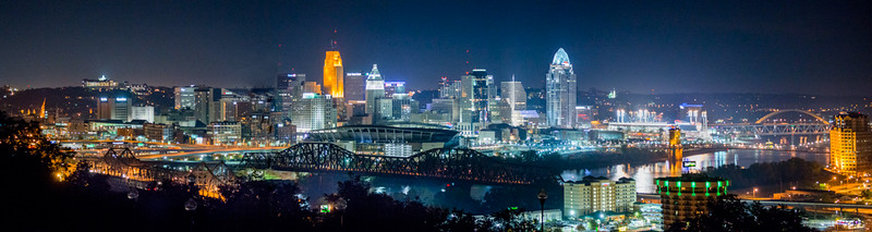 Cincinnati at 4:30AM