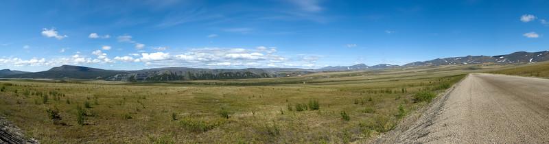 Dempster Highway, Yukon, Canada
