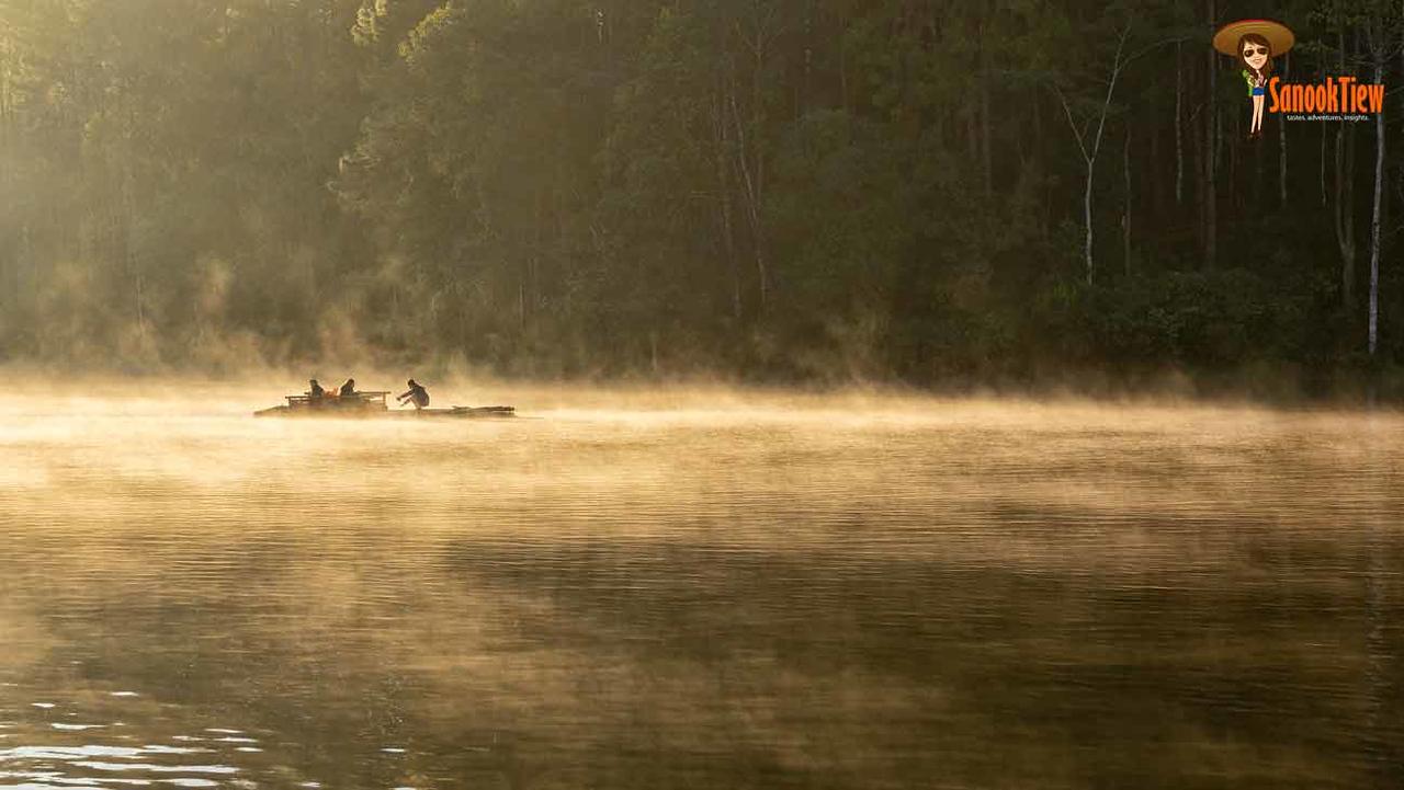 ปางอุ๋ง อ่างเก็บน้ำปางตอง กรมป่าไม้ อุทยานแห่งชาติถ้ำปลา-น้ำตกผาเสื่อ บ้านรวมไทย บ้านรักไทย แม่ฮ่องสอน
