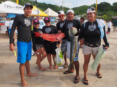 Panga Fishing Tournament 2014