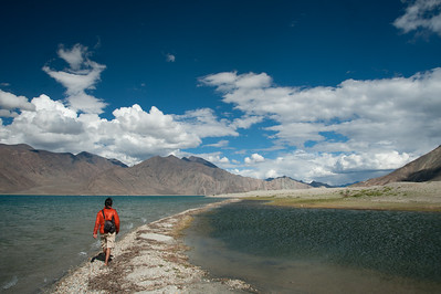 India Journeys | Pangong Lake Ladakh