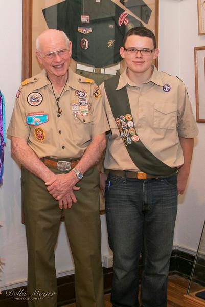 WDL Boy Scout Sneak Peek