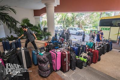 Panic en la Playa Cinco - 2/1/16 - Hard Rock Hotel, Riviera Maya, Mexico - photo © Dave Vann 2016