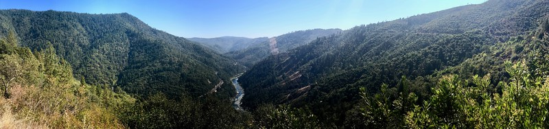 Feather River, California