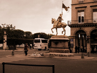 paris squares