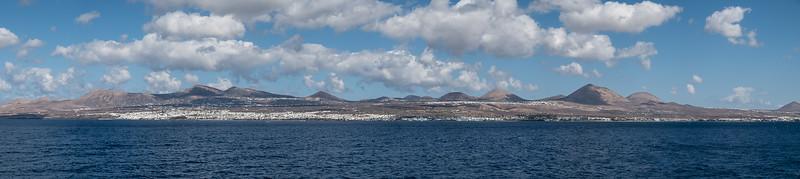Costa Este de Lanzarote