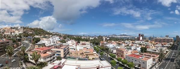 Las Palmas de Gran Canaria-Ciudad Jardín
