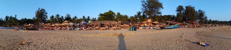 Patnem Beach 2020