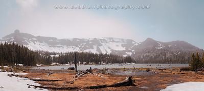 Little Three Creeks Lake