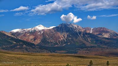 Kuna Peak & Parker Peak  9/2011
