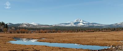 Mt. Washington - From Black Butte Ranch, Oregon