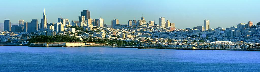 San Francisco Panorama 220DPI