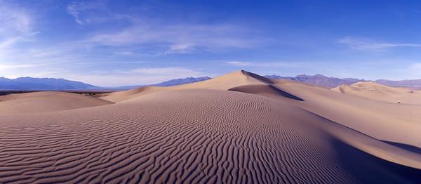 California, Death Valley National Park, Sand dunes