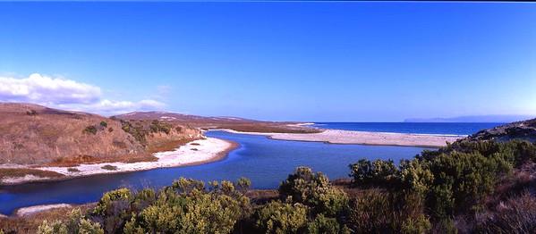 California, Channel Islands National Park, Santa Rosa Island, Freshwater marsh