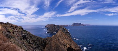 California, Channel Islands National Park, Anacapa Island, Inspiration Point