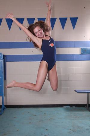 Blackman HS Swimming 2012