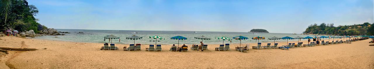 Kata Noi Beach, Phuket, Thailand