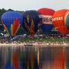 Balloon festival, Callaway Gardens, Pine Mountain, GA