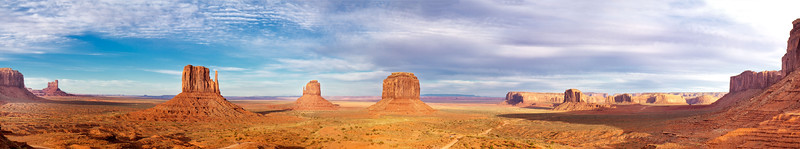 Monument Valley, Navajo Nation.