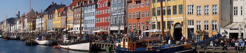 Copenhagen - Nyhavn. Photo: Martin Bager.