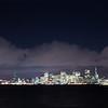 San Francisco From Treasure Island Night<br /> San Francisco, CA