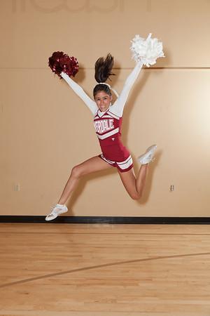 Riverdale Cheerleading 2011
