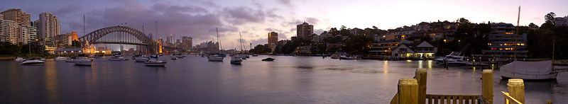 "Lavender Bay, Wednesday February 22nd 2006.  To view at full size please click <a href=""http://sydneywebcam.smugmug.com/photos/popup.mg?ImageID=56423183&Size=Original&popUp=1"" target=""_blank""><strong><em>here</em></strong>.</a>"
